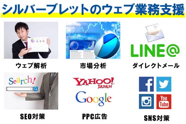 ウェブ業務支援